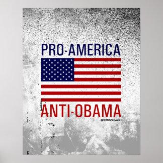 PRO-AMERICAN ANTI-OBAMA POSTER