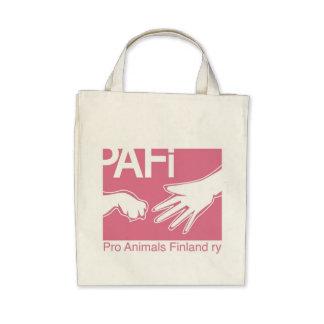 Pro Animals Finland Logo Canvas Bag