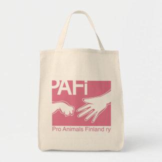 Pro Animals Finland Logo Tote Bag
