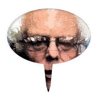 Pro-Bernie Sanders 2016 Cake Topper