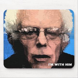 Pro-Bernie Sanders 2016 Mouse Pad