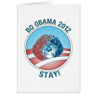 Pro-Bo Obama Dog 2012 Cards