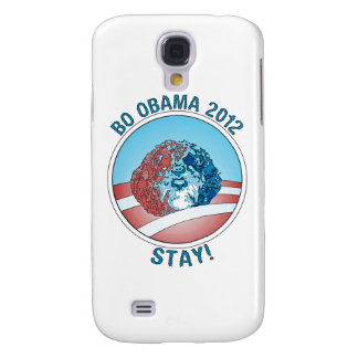 Pro-Bo Obama Dog 2012 Galaxy S4 Case
