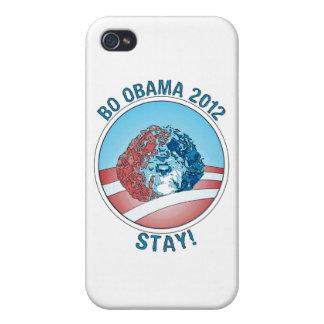 Pro-Bo Obama Dog 2012 iPhone 4/4S Cover