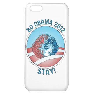 Pro-Bo Obama Dog 2012 iPhone 5C Cover