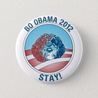 Pro-Bo Obama Dog 2012 Pinback Button
