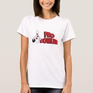 Pro Bowler Bowling Pin T-Shirt