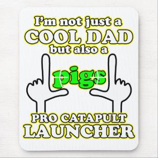 Pro Catapult Launcher Mouse Pad