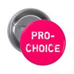 Pro-Choice 2 Inch Round Button