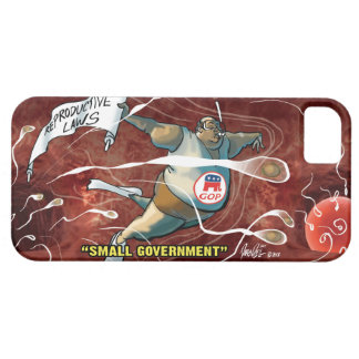 Pro Choice Design - Republicans' Small Government iPhone 5 Covers