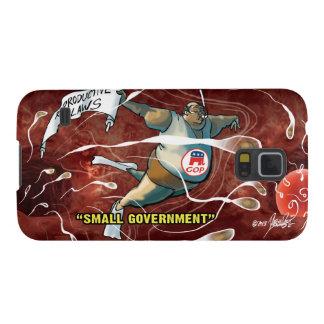 Pro Choice Design - Republicans' Small Government Galaxy S5 Case