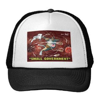 Pro Choice Design - Republicans' Small Government Trucker Hat