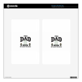 pro dad fairness in court decal for kindle fire