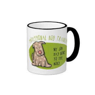 Pro Dog Trainer Coffee Mug