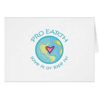 PRO EARTH CARDS
