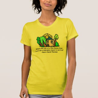 Pro Environmental Protection Quote T-shirt