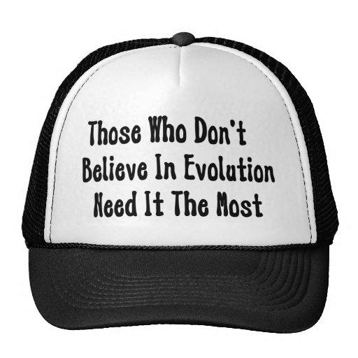 Pro-Evolution Trucker Hat