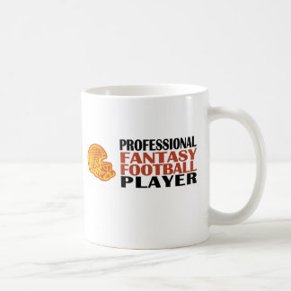 Pro Fantasy Football Player Coffee Mug