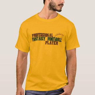 Pro Fantasy Football Player T-Shirt