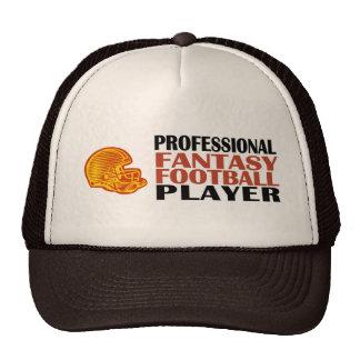 Pro Fantasy Football Player Trucker Hat
