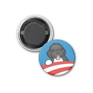 Pro First Dog Bo Obama Magnet