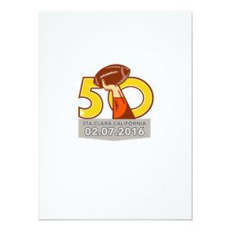 Pro Football Championship 50 2016 Card