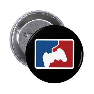 Pro Gamer Pinback Button