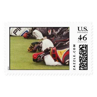 Pro Golf Bag Stamps
