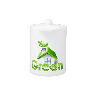 Pro Green Environmental Teapot