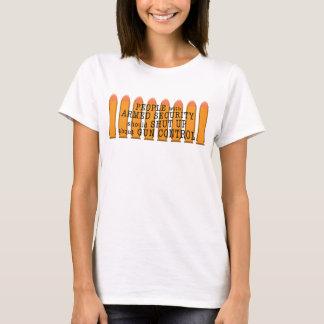 Pro gun message T-Shirt