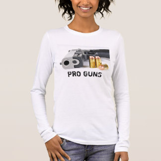 Pro guns long sleeve long sleeve T-Shirt