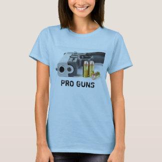Pro guns women's t shirt