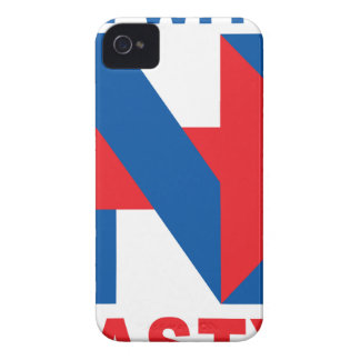 "Pro Hillary Clinton ""I'm with Nasty"" iPhone 4 Cover"