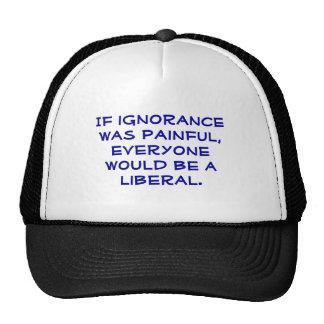 Pro-Liberal trucker hat. Trucker Hat