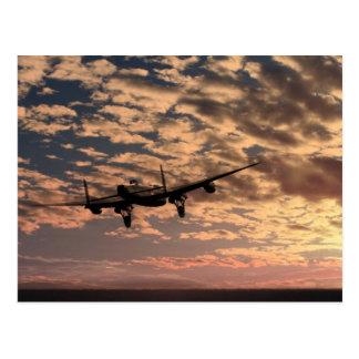 Pro libertate 106 Squadron RAF Post Card