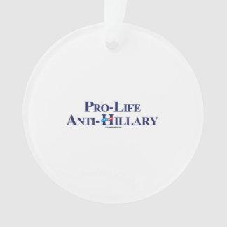 Pro-Life Anti-Hillary