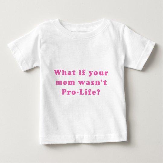 Pro Life Baby T-Shirt