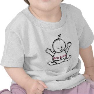 Pro Life Baby Tshirt