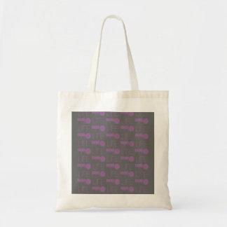 pro life bagger tote bag