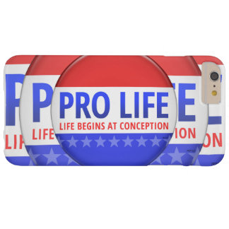 Pro Life Barely There iPhone 6 Plus Case
