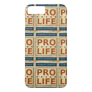 Pro Life Billboard iPhone 7 Plus Case
