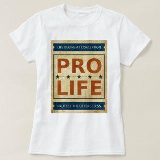 Pro Life Billboard T-Shirt