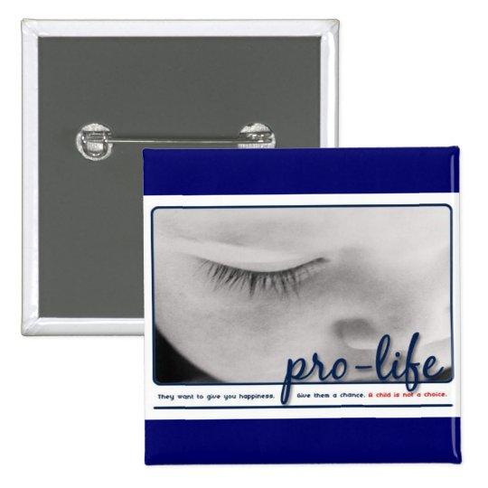 pro-life button
