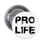 Pro Life Buttons