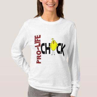 Pro-Life Chick 1 T-Shirt