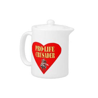 PRO LIFE CRUSADER