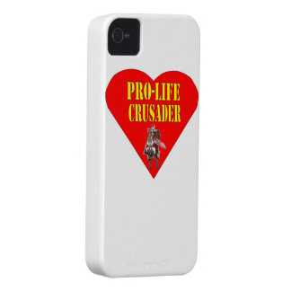 PRO LIFE CRUSADER Case-Mate iPhone 4 CASES