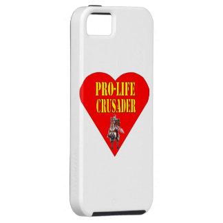 PRO LIFE CRUSADER iPhone 5 CASE