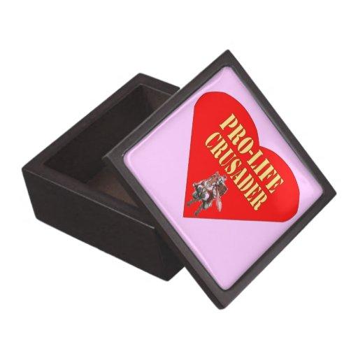 PRO LIFE CRUSADER PREMIUM JEWELRY BOXES