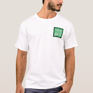 Pro Life Green Logo T-Shirt